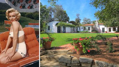 Marilyn Monroe's last home lists for $9m
