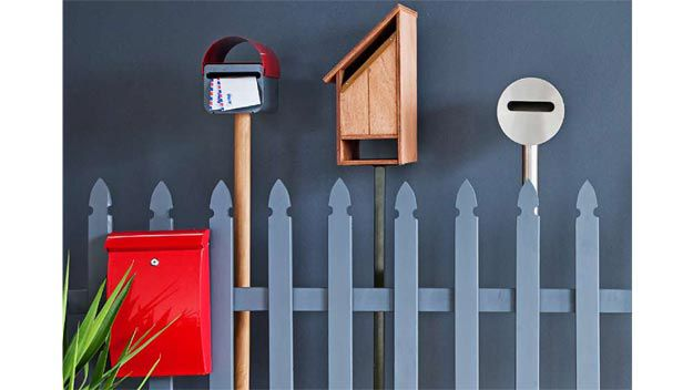 Buyer's guide to cool letterboxes