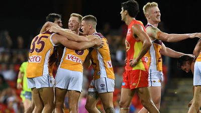 Brisbane Lions edge Gold Coast Suns in thrilling Q Clash