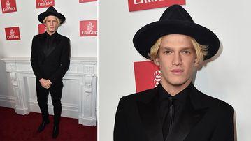 Singer Cody Simpson. (AAP)