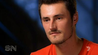 Rafter regrets 'disgraceful' Tomic comment