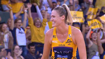 Caitlin Bassett named as new Australian Diamonds netball captain