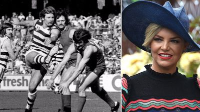 Rebecca Maddern reveals Sam Newman's 50-year-old untold story
