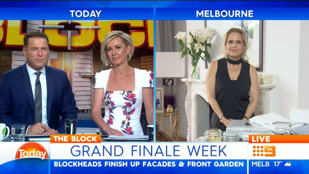 TODAY: Shaynna Blaze talks The Block's next big reveals