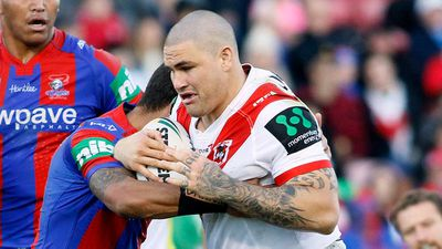 Live scores: Dragons v Knights