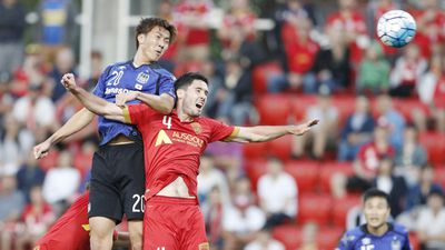 Adelaide no match for Gamba's experience