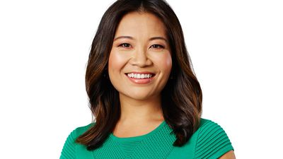 Tracy Vo celebrates ten years with the Nine Network