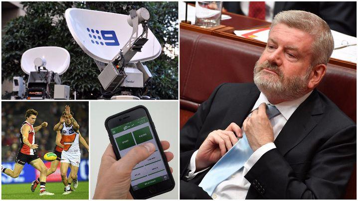 Australia will ban gambling ads for daytime live TV sports