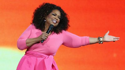 Oprah reveals her ultimate favourite thing