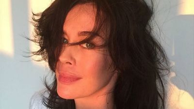 Megan Gale announces second pregnancy with clever Instagram post: See the photo!