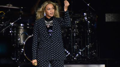 Beyonce supports anti-Trump Women's March on Washington