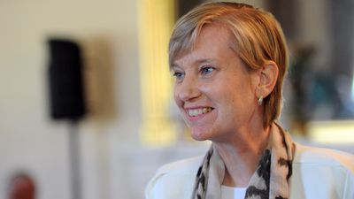 Victorian MP Fiona Richardson battling multiple tumours