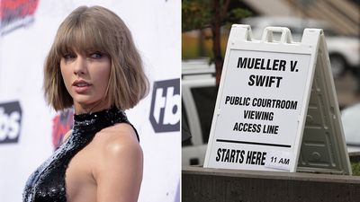 Taylor Swift tells of shock over alleged groping