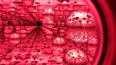 Yayoi Kusama's 'Infinity Rooms' might be the most exclusive exhibition on earth