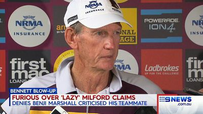 Benji-gate as Bennett backs Milford