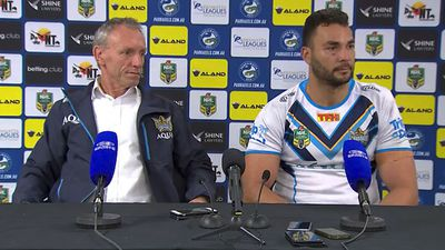 Gold Coast Titans coach Neil Henry hits out at critics as rumours swirl about his position
