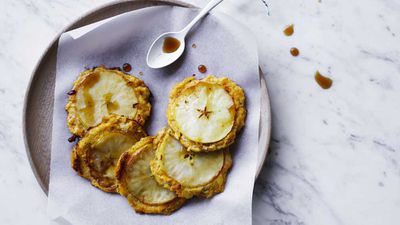 Fast fritter recipes packed with vegetables