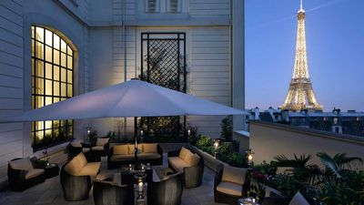 ​Hotel review: Shangri-La Paris, a superior spot in the city of love