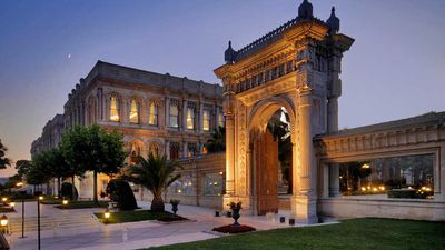 Istanbul's Çiragan Palace is the realisation of a decades-old dream