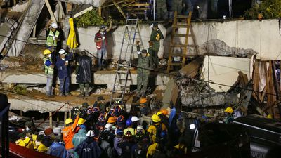 273 dead but no children missing after Mexico quake