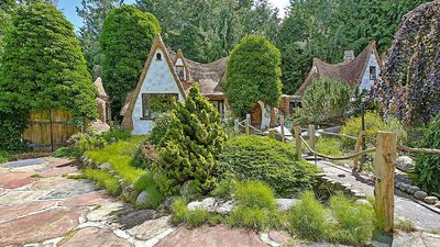 Snow White's cottage for sale