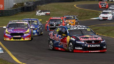 Asia race still on horizon for Supercars