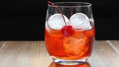 Estelle Bistro's cherry bomb by Anthony Mussara