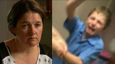 Families falling through NDIS cracks face heartbreaking choice