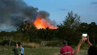 Cooler weekend means temporary reprieve for NSW firefighters