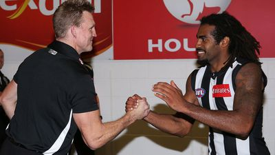 Former Collingwood player Heritier Lumumba lashes former club for 'boys club' mentality