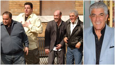 The Sopranos actor Frank Vincent dies