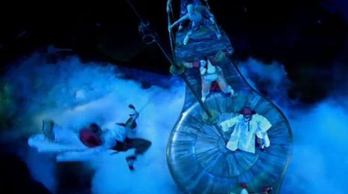 Cirque du Soleil production 'Ka'.