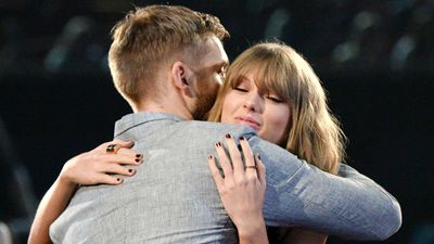 Taylor Swift and Calvin Harris are 'friends again', as Nicole Scherzinger slams claims she cheated with Calvin