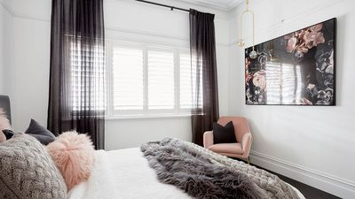 Get the look: Ronnie and Georgia's winning guest bedroom