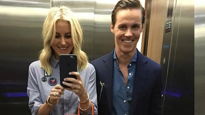 Oliver Curtis returns to work, will forgive Roxy Jacenko for 'indiscretions' if she forgives his crimes