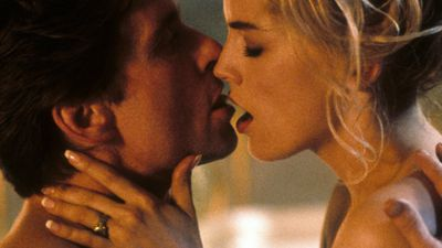 Basic Instinct Turns 25: See the cast - including an ageless Sharon Stone - then and now!