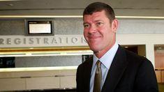 Crown Resorts chairman James Packer. (AAP)