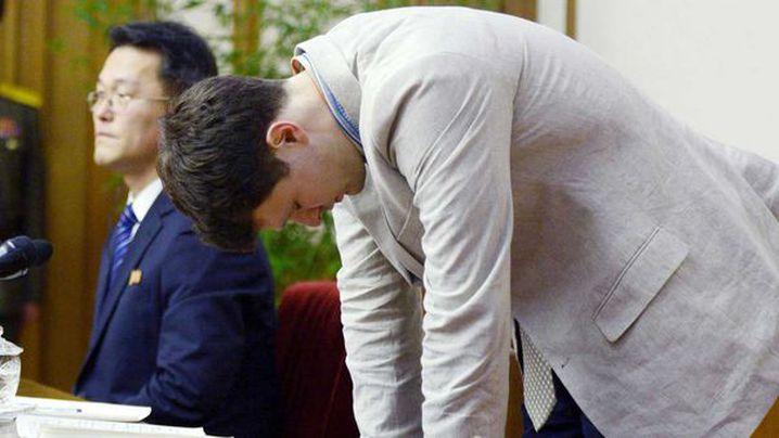 American detainee's death in North Korea baffles experts