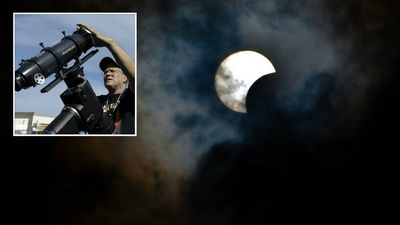 Millions of Americans gear up for total eclipse