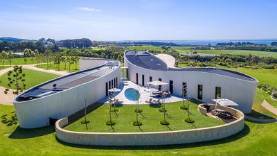Good Guys boss Andrew Muir spends $17m on Mornington Peninsula pad
