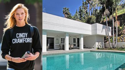 Inside the $13m Los Angeles Airbnb where Karlie Kloss stayed