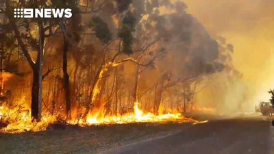 NSW firefighters issue warning for West Nowra