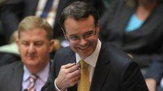 Victorian Treasurer Michael O'Brien. (AAP)