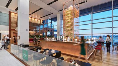 The Bistro by Wolfgang Puck comes to Sydney airport