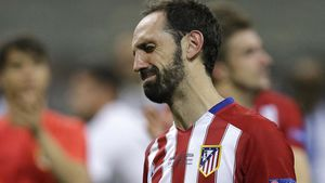 Juanfran's tearful apology to fans