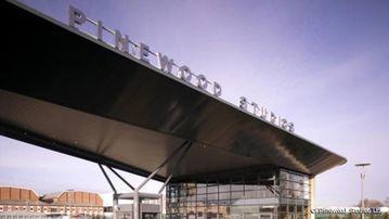 Pinewood Studios in London. (Pinewoodgroup.com)