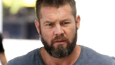 Ben Cousins told he's lucky ice-fuelled crash didn't kill
