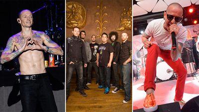 Linkin Park singer Chester Bennington dead at 41