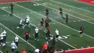 Gridiron turns to NRL for amazing play