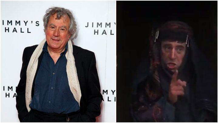Monty Python star Terry Jones has revealed he has dementia. (AAP)